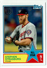 2018 Topps Series 2 1983 TOPPS ALL-STAR Insert {You Pick From List} TROUT, BETTS