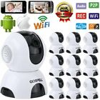 ip cameras for home - 1-10X Smart WiFi 720P IP Camera Wireless Night Vision Security for Home lot OY