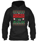 logistics managers - Custom Logistics Manager - I'm A Of Course On The Nice Gildan Hoodie Sweatshirt