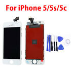 Full Set LCD Touch Screen Digitizer Assembly Replacement for iPhone 5 5S 5C