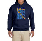 Denver Nuggets Michael Porter Jr Text Hooded Sweatshirt on eBay