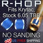 RHOP for Krytac CRB SPR Stock 6.05 TBB NO Sanding R-Hop Modify Flat-Hop + S-Nub