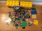 Large Lego  5+ lbs Pounds Lot Mini Figures Mixed Lot Clean Legos