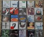 CD ALBUM COLLECTION JOB LOT ALT ROCK MET...