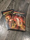paramount pictures Indian jones two dvd raiders lost ark kingdom crystal skull