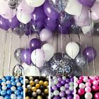 30PCS 10inch Latex Balloon Wedding Birthday Party Helium Balloons Decor Supplies