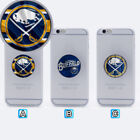 Buffalo Sabres Phone Grip Holder Mount Stand For iPhone Samsung $2.99 USD on eBay