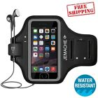 Running Armband Case iPhone X XS 8 Plus Arm Gym Holder Jogging Sports Band Hold