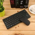 LOT 50 sets Ultra Slim Wireless Keyboard and Mouse Combo 2.4Ghz with mouse Black