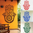 Wall Decals Vinyl Sticker Decal Yoga Vibes Fatima Hand Hamsa