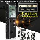 Внешний вид - 16G Rechargeable Digital Audio Sound Voice Recorder Pen Dictaphone MP3 Player