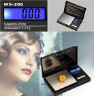 Electronic Pocket Mini Digital Gold Jewellery Weighing Scales 100/200/500 G UK
