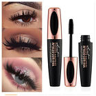4D Silk Fiber Lash Mascara Eyelashes Waterproof Long Extension Long Last Make Up