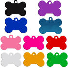 10 Color Cat Dog Tag Personalized ID Name Plate Custom Engraved Phone Number Add