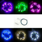 2m 20leds Soft Wire Led String Light 3*aa Battery Operated Diy Home Decoration