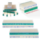 English Alphabet Letters Numbers Rubber Stamp Free Combination 3 Style DIY Craft
