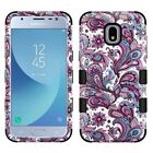 Samsung GALAXY J3 2018 image HYBRID Armor Rubber Dual Layer Rugged Case Cover
