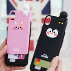 Smile Friends Card Slide Case iPhone 6/6S Case iPhone 6/6S Plus Case 8 Type Case