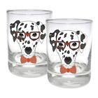 Best Red Old Fashioned Glasses - Circleware Dalmatian Weighted Bottom Glasses - Double Old Review