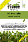 Hi Protein Soup Organic Sprouting Seeds