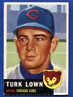 1951-1952 BOWMAN, 1953-1961 TOPPS PICK YOUR CARD COMPLETE YOUR SET