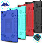 kindle fire hd case amazon - For Amazon Kindle Fire HD 8 7th Gen 2017 Shockproof Soft Silicone Case Cover