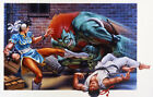 155065 Street Fighter 2 Huge Wall Wall Print Poster UK