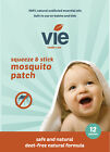 VIE MOSQUITO PATCHES DEET FREE Perfect for the Family Squeeze & Stick