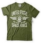 Trump Space Force T-Shirt  Make The Galaxy Great Again Funny Political T shirt image