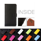 Leather Flip Wallet Case Cover For Samsung Galaxy J3 A3 A5 A7 2017 Note8 A8 2018