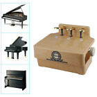 Piano Pedal Extender Adjustable Height Piano Foot Pedal Extender w/ 3 Pedals