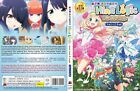 Anime DVD Hina Logic:From Luck&Logic (1-12End) - BRAND NEW