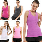 New Women's Activewear Running Workouts Clothes Sleeveless Y