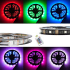 colour changing led - 0.5M/ 1M/ 2M Battery Powered RGB LED Strip Light TV Back Light Colour Changing