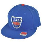 NBA Mitchell Ness TK40 New Jersey Nets Fitted Alternate Blue Hat Cap on eBay