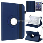 "For Huawei MediaPad T1 T2 T3 M2 M3 Lite M5 7~10.1"" Universal Leather Case Cover"