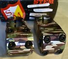 S&M Stem in Camo Wrap Turtleneck or Shredneck for BMX Park Street Bike