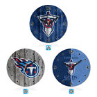 Tennessee Titans Football Wall Clock Home Office Room Decor Gift on eBay