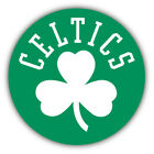 Boston Celtics NBA Basketball Round Car Bumper Sticker Decal - 9'', 12'' or 14'' on eBay