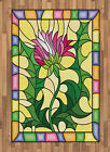 Thistle Area Rug Decorative Flat Woven Accent Rug Home Decor in 2 Sizes