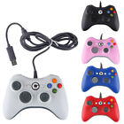 USB Wired Controller Joystick For Microsoft Xbox 360 Console /Windows 7 8 10 XP