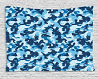 Camouflage Tapestry Wall Hanging Art Bedroom Dorm 2 Sizes Available