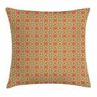 Middle Eastern Throw Pillow Cases Cushion Covers Home Decor 8 Sizes by Ambesonne