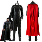 Avengers 3 III Infinity War Thor Outfit Halloween Cosplay Costume Suit Full Set