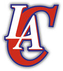 Los Angeles Clippers NBA Basketball Symbol Car Bumper Sticker -9'', 12'' or 14'' on eBay
