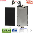 OEM Complete LCD Display Touch Screen Replacement Home Button for Phone 6 White