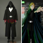 NEW The Last Jedi Luke Skywalker Projection Crait Cosplay Costume custom made