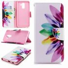 Patterned Leather Wallet Folio Stand Case Cover For Samsung Galaxy J4 J6 A6 2018