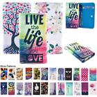 For Impression ImSmart A504 Slim Power 3200 Wallet Bag Case Cover PU Leather