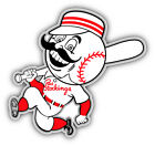 Cincinnati Reds MLB Baseball Logo Car Bumper Sticker Decal   - 9'', 12'' or 14'' on Ebay